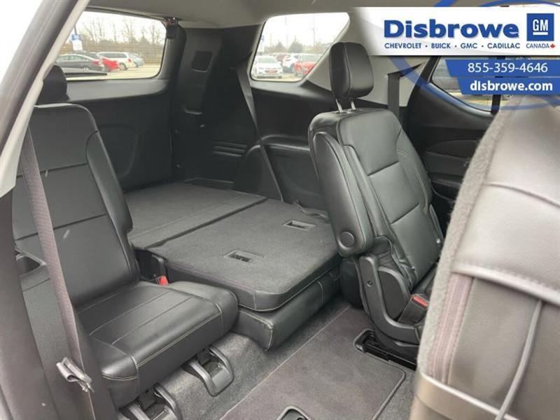Chevrolet Traverse 6