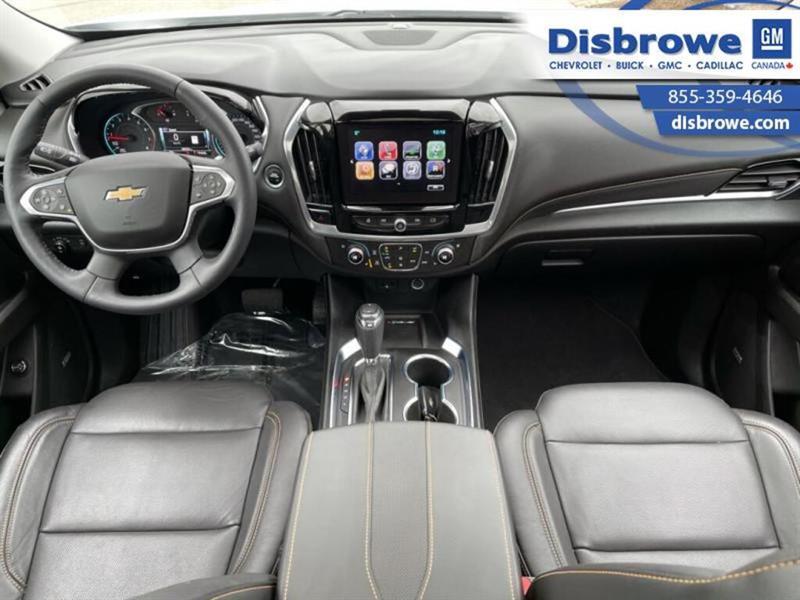 Chevrolet Traverse 10
