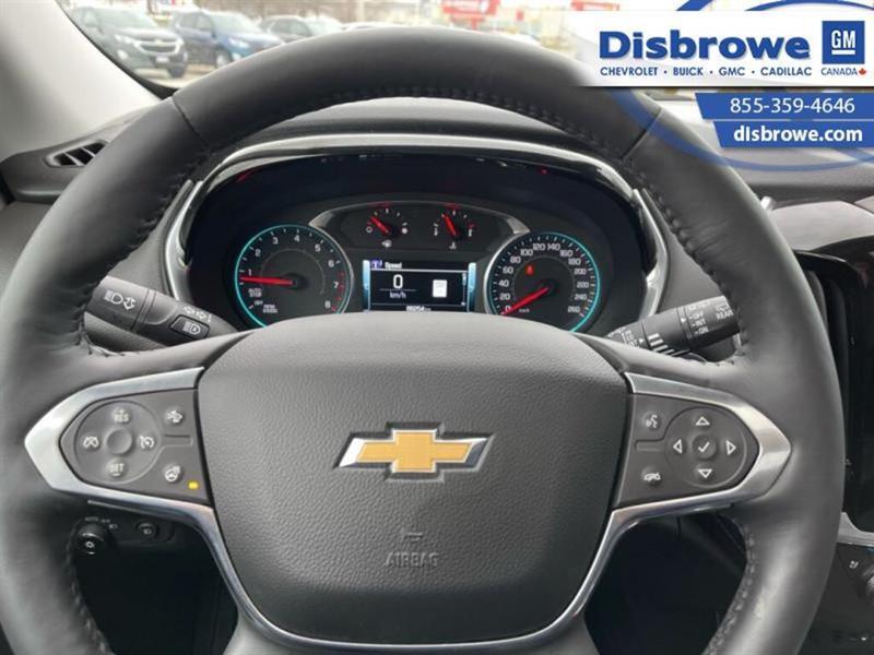 Chevrolet Traverse 11