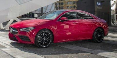 2021 Mercedes-Benz CLA