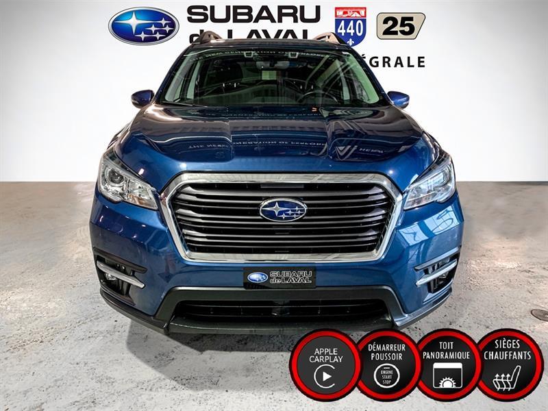 Subaru Ascent 2