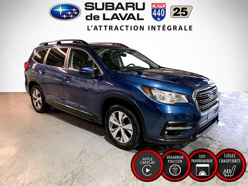 Subaru Ascent 3