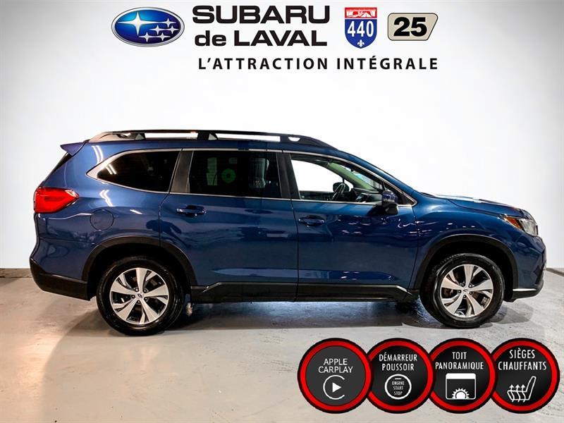 Subaru Ascent 4