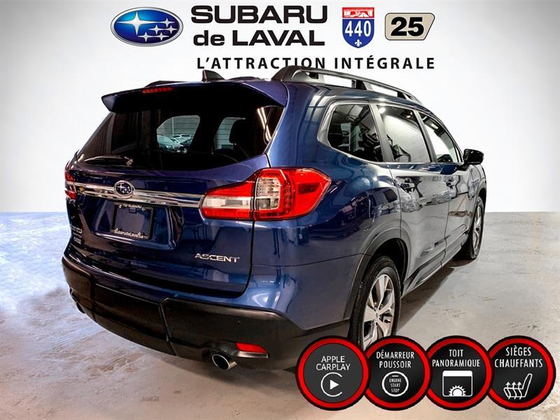 Subaru Ascent 5