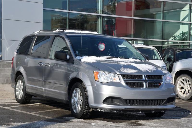 2016 Dodge Caravan