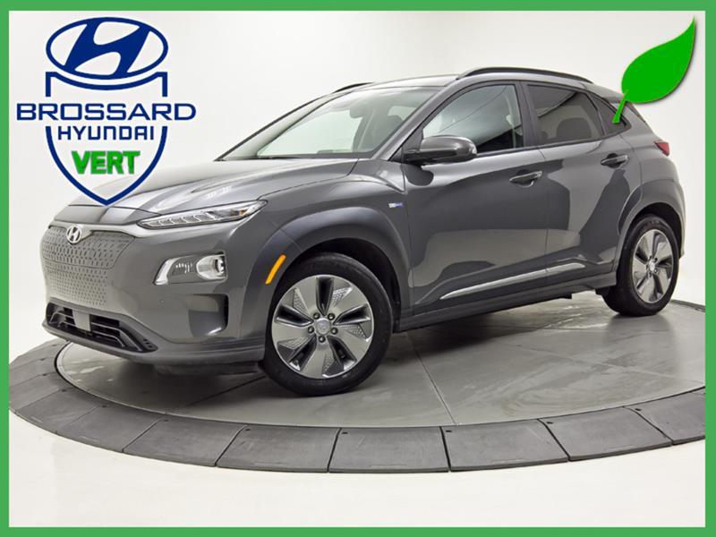 Hyundai Kona ULTIMATE 100% ELECTRIQUE CUIR 2019