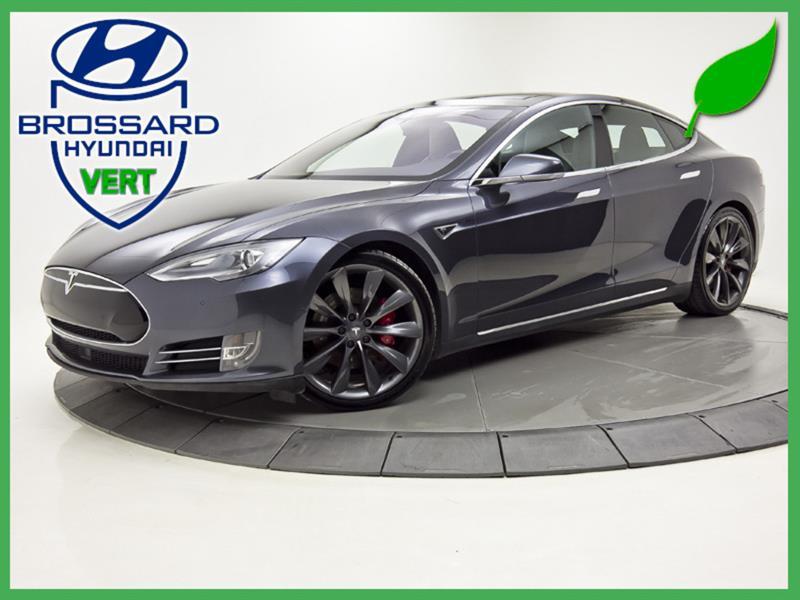 Tesla Model S P 90 D awd Ludicrous Performan 2016
