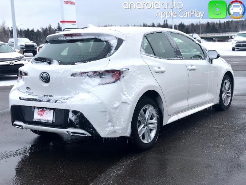 toyota Corolla à hayon 2019 - 5