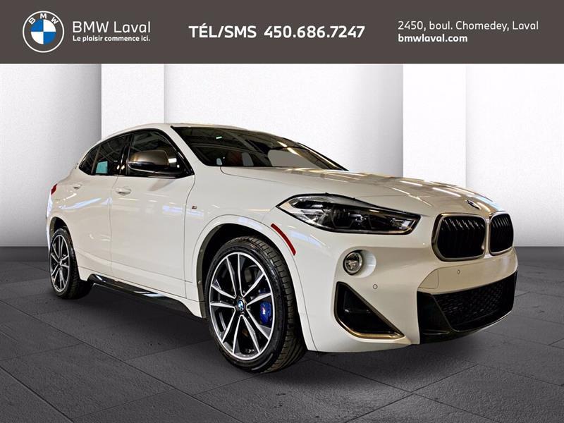 BMW X2 M35i *CPO* Interieur Rouge! Co 2020
