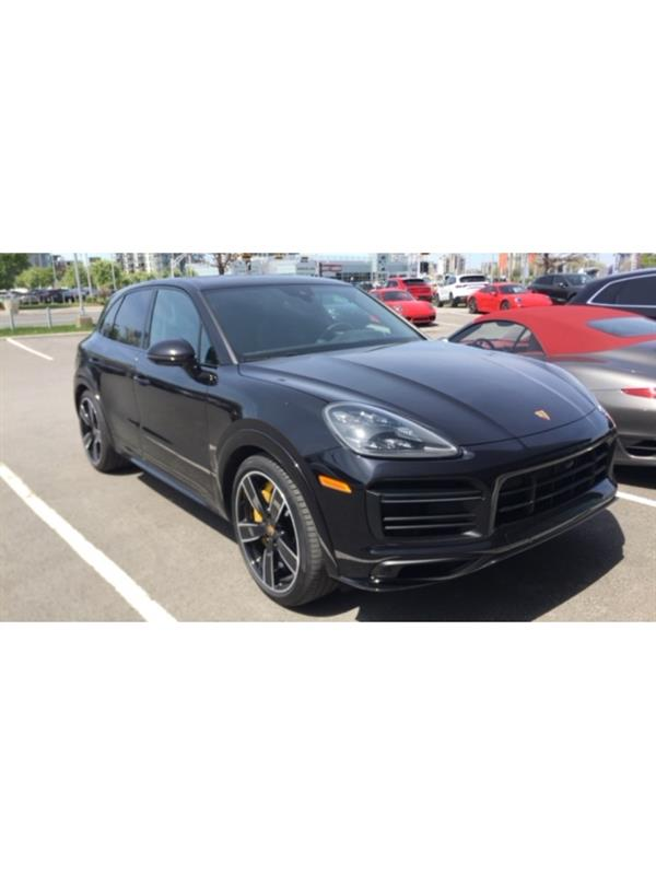 Porsche Cayenne Turbo AWD 2019