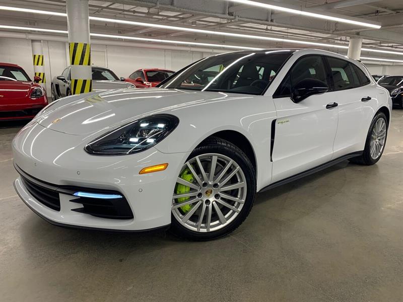 Porsche Panamera 4 E-Hybrid Sport Turismo AWD 2019