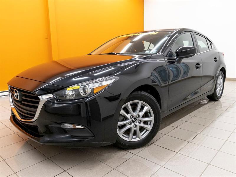 2018 Mazda 3 Sport