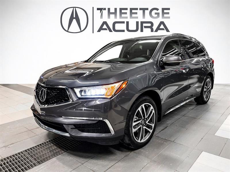 2017 Acura MDX