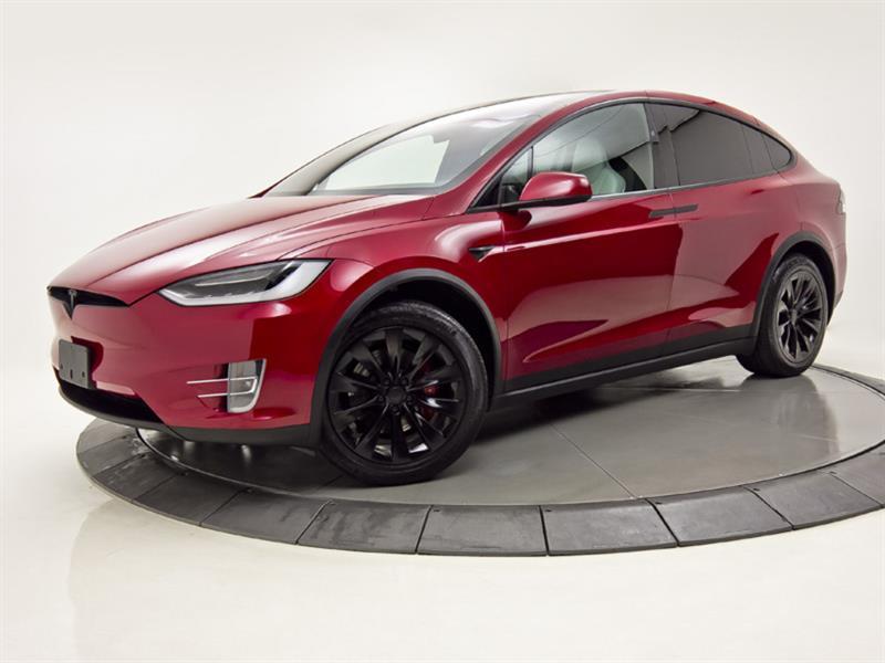 Tesla Model X P 100D Performance 0-100 en 2, 2019
