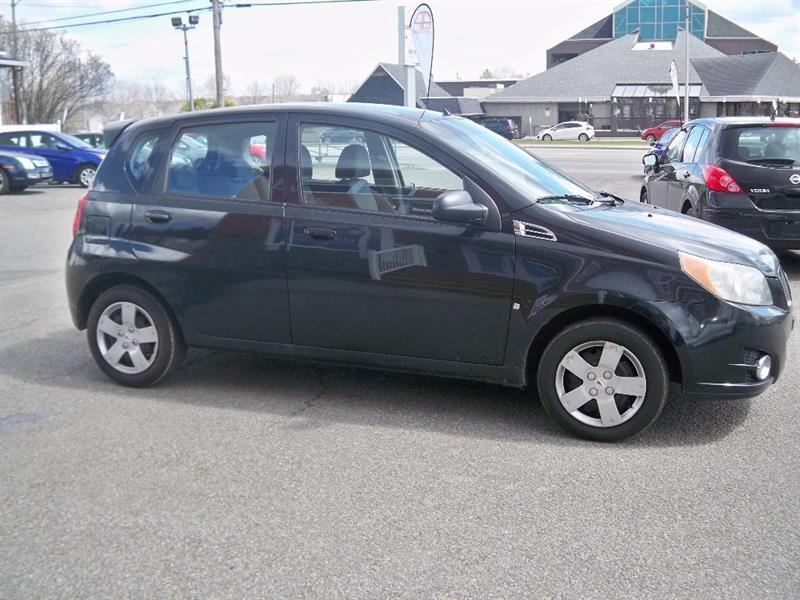 2009 Pontiac G3 Wave