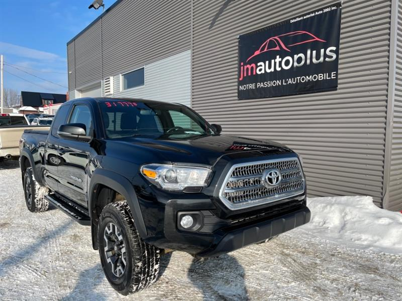 2016 Toyota Camionnette