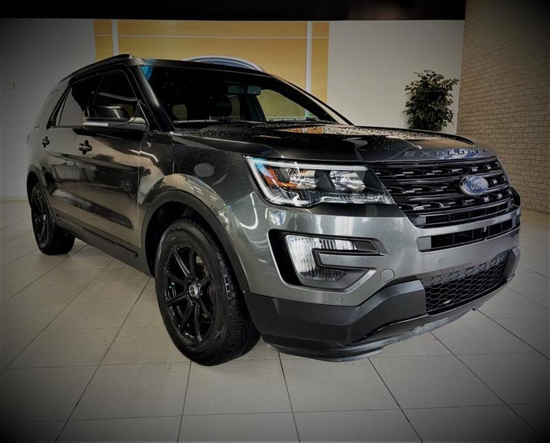 2016 Ford  Explorer SPORT - CUIR/TOIT/GPS - CAMERA