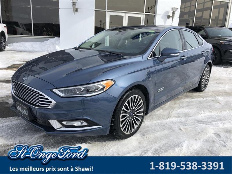 Ford Fusion 2018 Titanium TA
