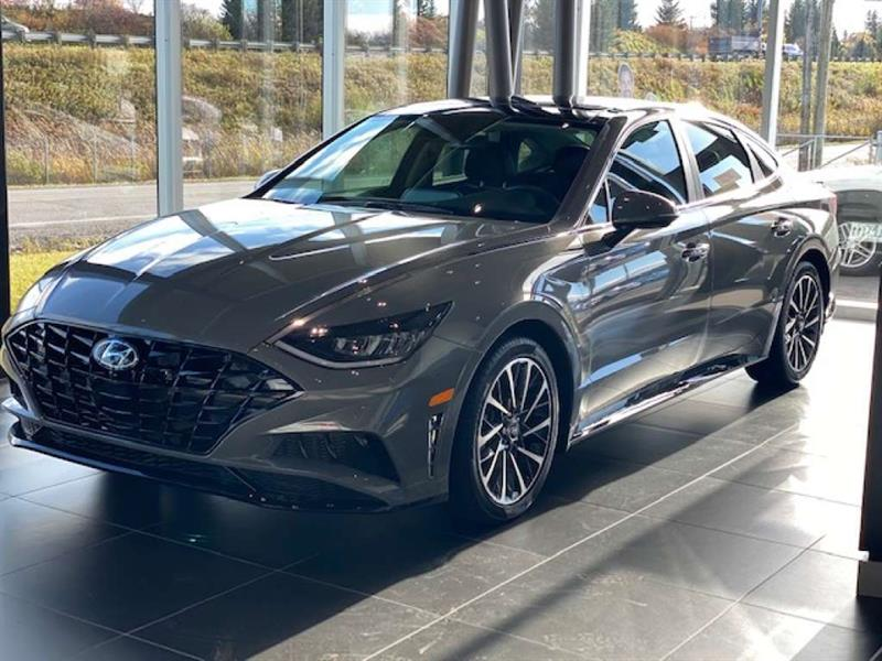 Hyundai Sonata Luxury 2020