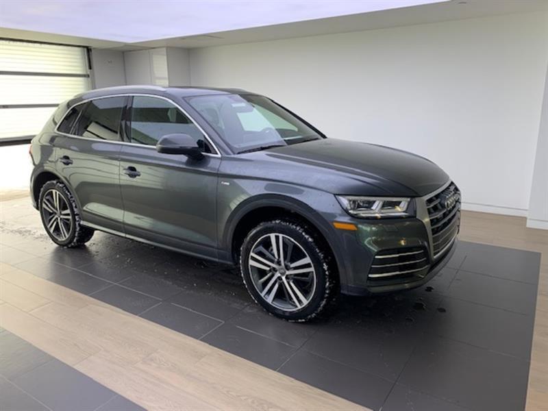 Audi Q5 2.0 TFSI quattro Progressiv S  2018