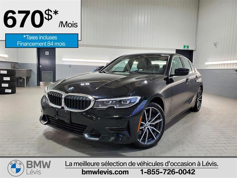 2020 BMW 330