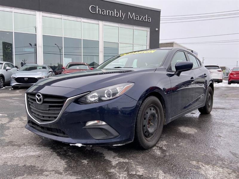 2015 Mazda 3 Sport