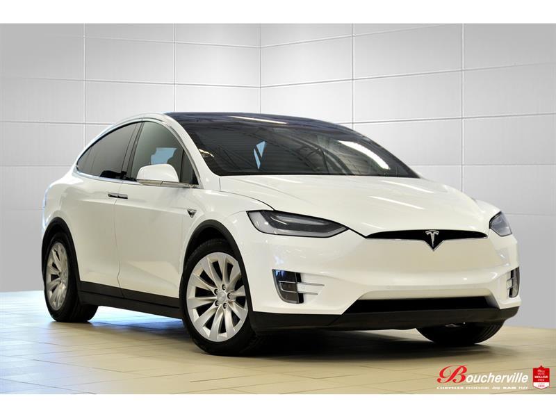 2017 Tesla  Model X MODEL X 75D * AWD * 6 PLACES *