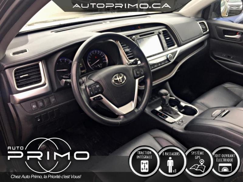 Toyota Highlander 13