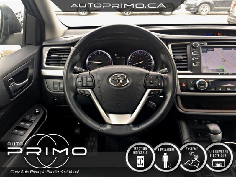 Toyota Highlander 35