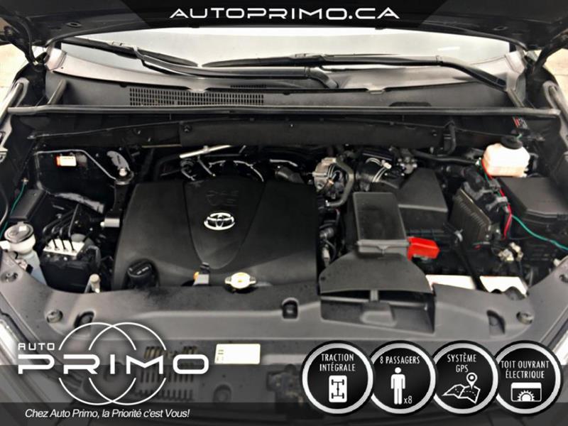 Toyota Highlander 45