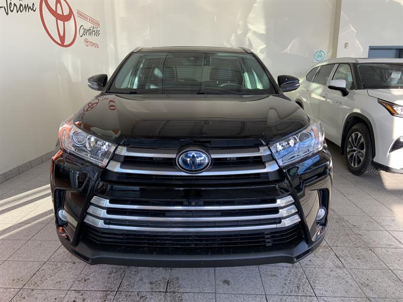 Toyota Highlander Hybrid 2