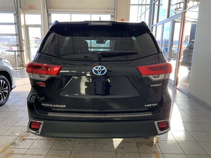 Toyota Highlander Hybrid 5