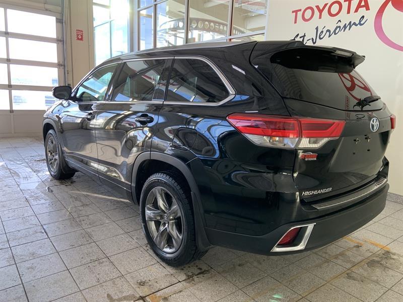 Toyota Highlander Hybrid 6