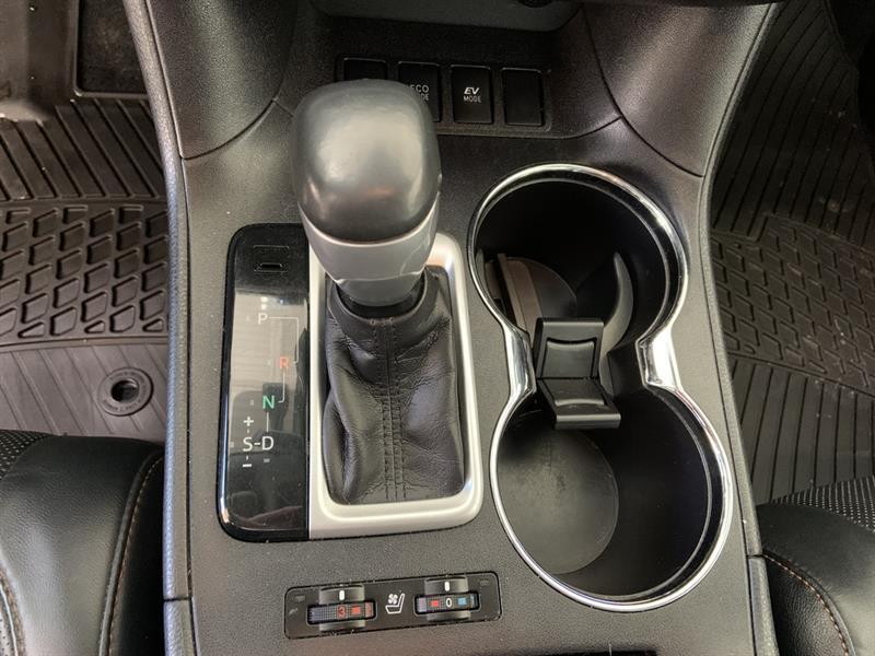 Toyota Highlander Hybrid 17