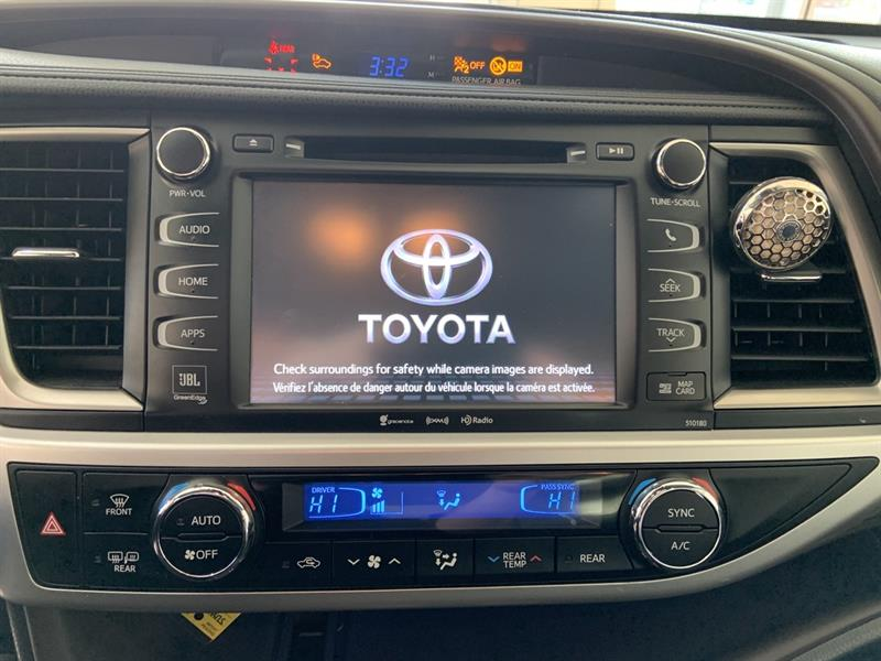 Toyota Highlander Hybrid 19