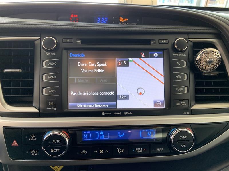Toyota Highlander Hybrid 20