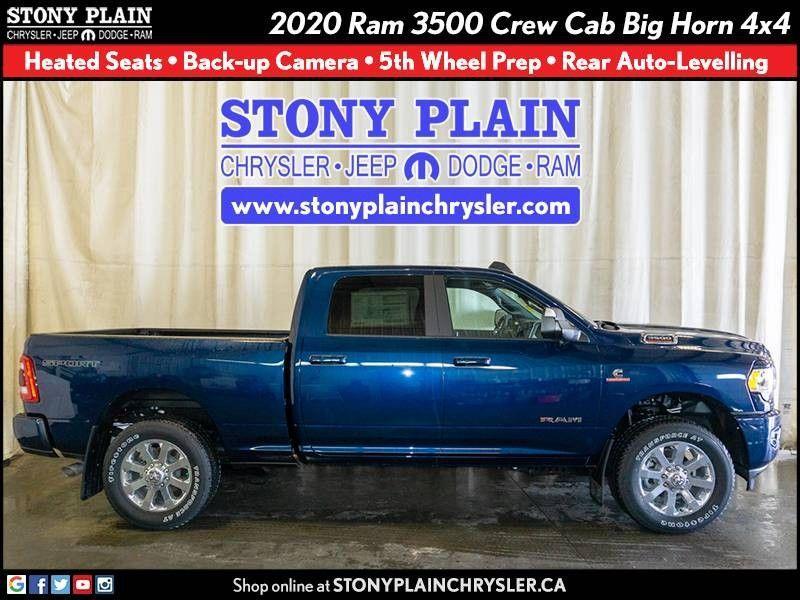 2020 Ram C/K 3500