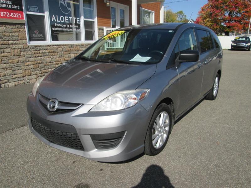 2010 Mazda 5