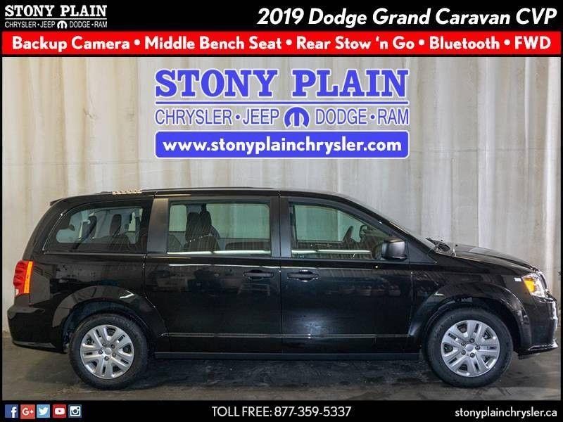 2019 Dodge Caravan