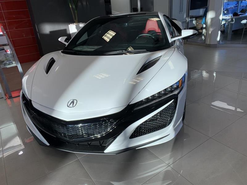 2020 Acura NSX-T