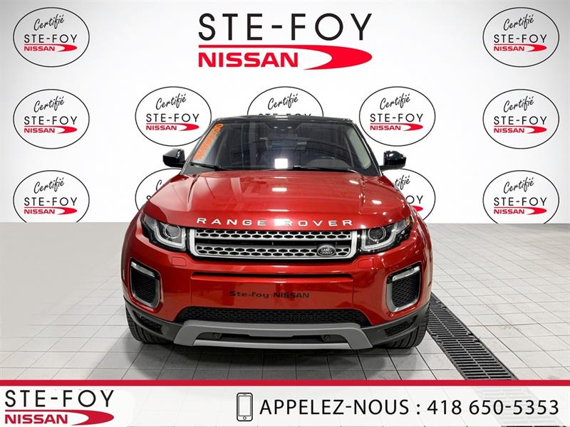 Land Rover Range Rover Evoque LAND RE SE 2017 2017