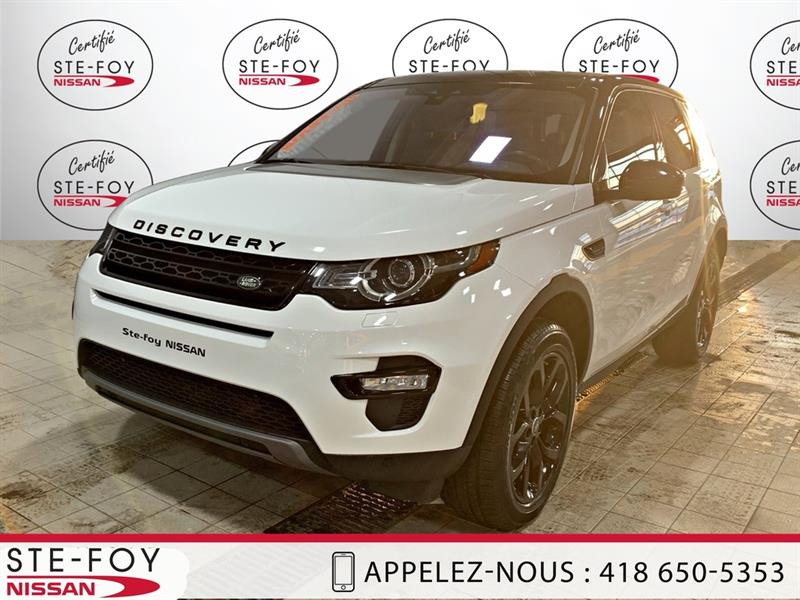 Land Rover Discovery Sport AWD 4dr HSE 2017