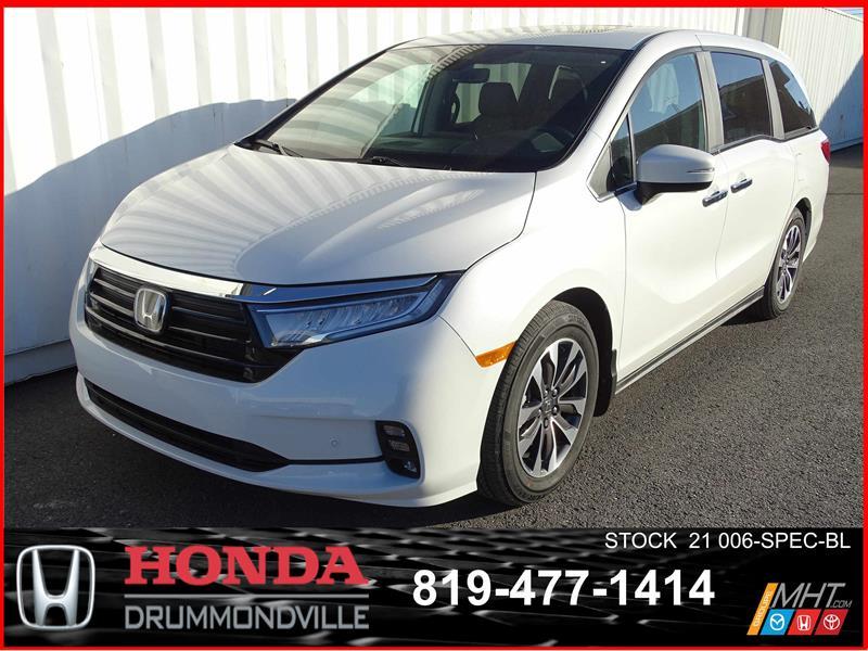 Honda Odyssey 2021 Ex-L Res