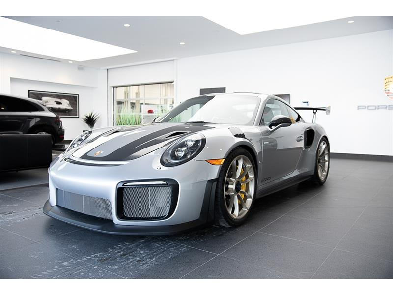 Porsche 911 GT2 RS Weissach Package 2019