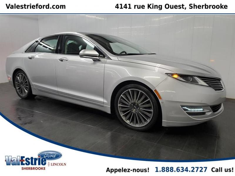 2014 Lincoln MKZ