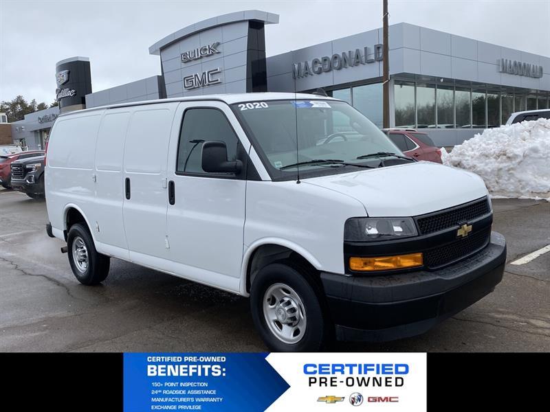 2020 Chevrolet Beauville