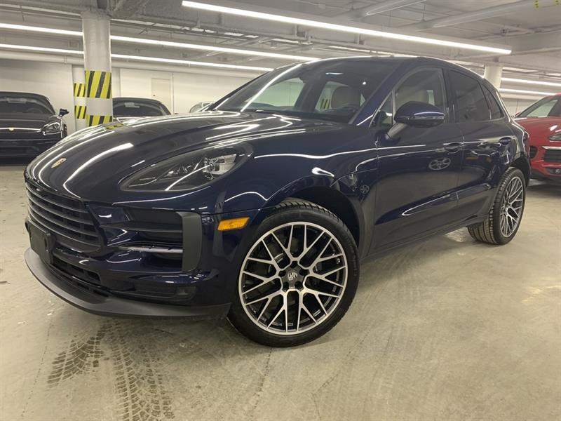 Porsche Macan Premium Plus package 2019