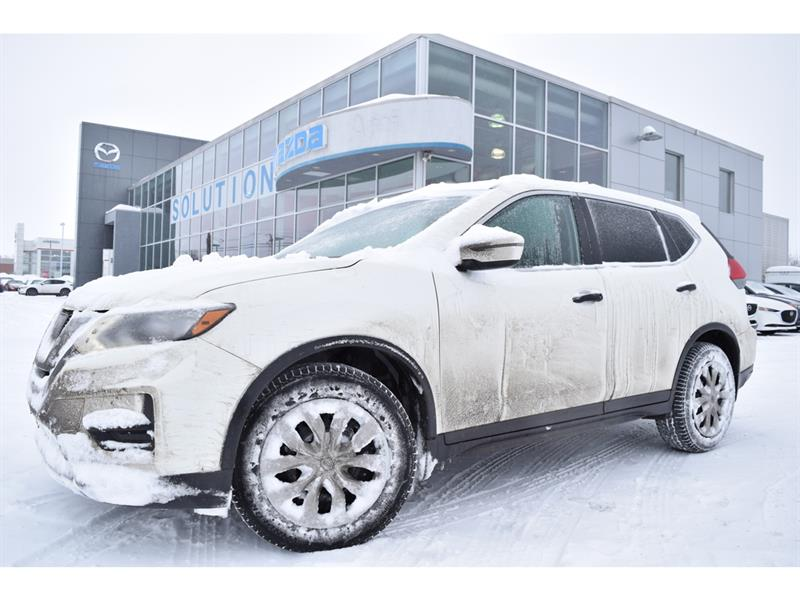 2017 Nissan  Rogue FWD S BLUETOOTH CRUISE