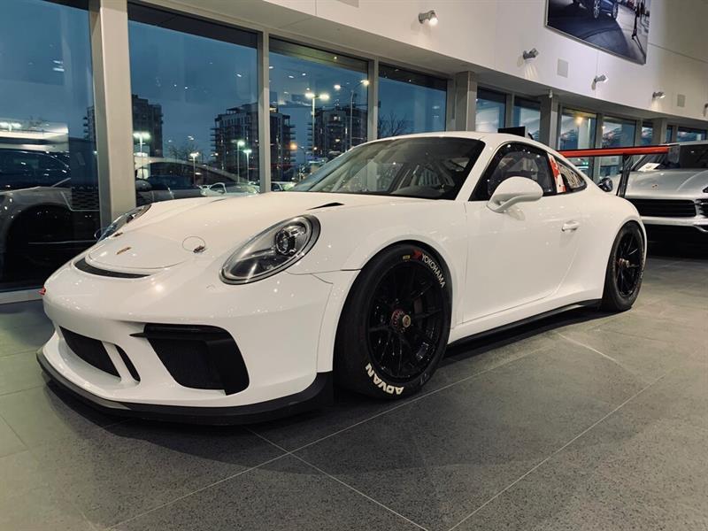 Porsche 911 GT3 CUP, 33 heures au moteur 2017