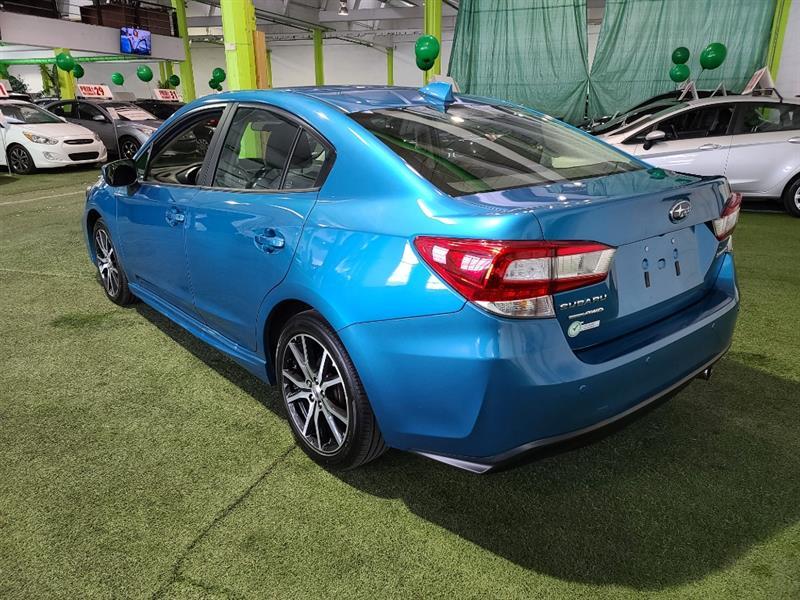 Subaru Impreza 4